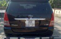 Cần bán xe Toyota Innova 2006, màu đen, nhập khẩu chính hãng giá 250 triệu tại Hà Nội