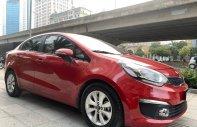 Bán xe Kia Rio 1.4 AT 2015, màu đỏ, xe nhập ít sử dụng giá 438 triệu tại Hà Nội
