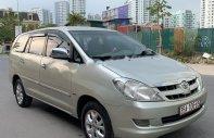Xe Toyota Innova G sản xuất 2007, màu bạc chính chủ, giá 272tr giá 272 triệu tại Hà Nội