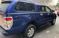 Bán xe Ford Ranger đời 2013, màu xanh lam, nhập khẩu nguyên chiếc chính hãng giá 425 triệu tại Hà Nội