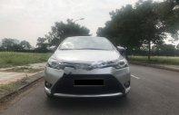 Xe Toyota Vios 1.5G đời 2017, màu bạc giá 495 triệu tại Hà Nội