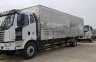 Bán nhanh chiếc xe tải FAW 8 tấn, thùng siêu dài 9m9 , màu trắng, nhập khẩu nguyên chiếc.  giá 890 triệu tại Bình Dương