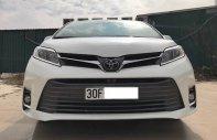 Bán Toyota Alphard Limited sản xuất 2018, màu trắng, nhập khẩu   giá 3 tỷ 720 tr tại Hà Nội