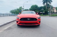 Bán giảm giá cuối năm chiếc xe chính hãng Ford Mustang 2.3L Premium2019, màu đỏ, nhập khẩu nguyên chiếc giá 3 tỷ 145 tr tại Hà Nội
