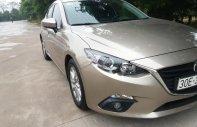 Bán ô tô Mazda 3 1.5AT sản xuất năm 2016, màu vàng giá 579 triệu tại Hà Nội