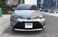 Cần bán gấp Toyota Vios 1.5E CVT 2018, màu vàng, giá chỉ 505 triệu giá 505 triệu tại Hà Nội