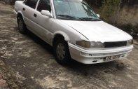 Bán Toyota Corolla 1.3 MT sản xuất 1990, màu trắng, xe nhập giá 35 triệu tại Phú Thọ