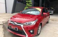 Cần bán Toyota Yaris G sản xuất 2015, màu đỏ, nhập khẩu nguyên chiếc số tự động, giá chỉ 570 triệu giá 570 triệu tại Tp.HCM
