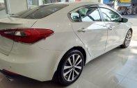 Cần bán lại xe cũ Kia K3 2.0 AT năm 2014, màu trắng giá 480 triệu tại Đồng Nai