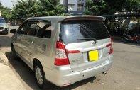 Xe Toyota Innova 2.0 E MT đời 2014, màu bạc xe gia đình, 448 triệu giá 448 triệu tại Tp.HCM