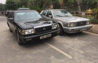 Bán Nissan Cedric 3.0 sản xuất 1991, màu đen, nhập khẩu giá 90 triệu tại Hà Nội