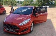 Cần bán lại xe Ford Fiesta S 1.0 AT Ecoboost 2015, màu đỏ chính chủ giá 408 triệu tại Bình Dương
