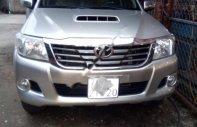 Bán Toyota Hilux 3.0G 4x4 MT 2014, màu bạc, xe nhập, ít sử dụng giá 425 triệu tại Đắk Lắk