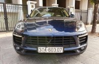 Xe Porsche Macan 2.0 2015, màu xanh Cavansite, xe nhập giá 2 tỷ 520 tr tại Hà Nội
