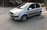 Bán Hyundai Getz 1.1 MT năm sản xuất 2009, màu bạc, nhập khẩu nguyên chiếc, 155 triệu giá 155 triệu tại Hà Nội
