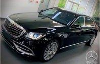 Bán ưu đãi chiếc xe hạng sang Mercedes Maybach S450 4Matic, đời 2019, màu đen, xe nhập khẩu giá 7 tỷ 369 tr tại Tp.HCM