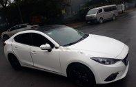 Cần bán lại xe Mazda 3 1.5 AT đời 2017, màu trắng xe gia đình giá cạnh tranh giá 568 triệu tại Hà Nội