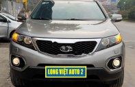 Cần bán lại xe Kia Sorento GATH sản xuất 2013, màu xám  giá 560 triệu tại Hà Nội