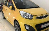 Bán Kia Morning SLX đời 2011, màu vàng, nhập khẩu nguyên chiếc chính chủ giá 315 triệu tại Hà Nội