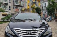 Cần bán lại xe Hyundai Sonata 2.0AT đời 2011, màu đen, nhập khẩu nguyên chiếc giá 510 triệu tại Hà Nội