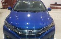 Cần bán lại xe Honda City AT năm sản xuất 2014, màu xanh lam số tự động giá 415 triệu tại Hải Dương
