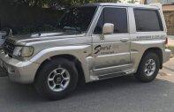 Cần bán lại xe Hyundai Galloper đời 2002, màu bạc, xe nhập số tự động, 122 triệu giá 122 triệu tại Thanh Hóa
