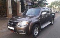 Bán Mazda BT 50 đời 2010, màu nâu, nhập khẩu Thái Lan giá 309 triệu tại BR-Vũng Tàu