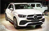 Ưu đãi cuối năm chiếc xe hạng sang Mercedes Benz GLE 450 AMG, sản xuất 2019, màu trắng, xe nhập giá 4 tỷ 369 tr tại Tp.HCM