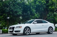 Xe Audi A5  2.0 Quattro sx 2010, màu trắng, nhập khẩu, giá chỉ 750 triệu giá 750 triệu tại Hà Nội