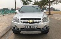 Cần bán lại xe Chevrolet Captiva 2011, màu bạc số sàn, giá tốt giá 288 triệu tại Hà Nội