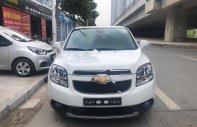 Bán Chevrolet Orlando LTZ 1.8 năm sản xuất 2017, màu trắng, số tự động giá 515 triệu tại Hà Nội