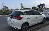 Bán Toyota Yaris 2019, màu trắng, nhập khẩu Thái Lan còn mới, giá tốt giá 650 triệu tại Đà Nẵng