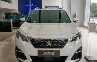 Mua xe đón tết - Nhận quà tặng chính hãng giá trị khi mua chiếc xe Peugeot 3008, sản xuất 2019, màu trắng giá 1 tỷ 149 tr tại Hà Nội