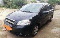 Bán xe Chevrolet Aveo đời 2012, màu đen, 260 triệu giá 260 triệu tại Quảng Bình
