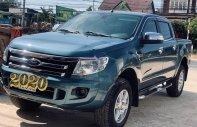 Cần bán gấp Ford Ranger XLT sản xuất 2013, màu xanh lam, 455 triệu giá 455 triệu tại Lâm Đồng