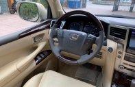 Cần bán gấp Lexus LX 570 sản xuất 2012, màu vàng, xe nhập giá Giá thỏa thuận tại Hà Nội
