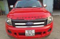 Cần bán xe cũ Ford Ranger năm 2013, nhập khẩu giá 395 triệu tại Long An