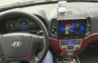 Bán Hyundai Santa Fe AT đời 2006, màu đen số tự động giá 346 triệu tại Thái Bình