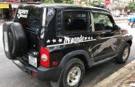 Xe Ssangyong Korando sản xuất 2004, màu đen, xe nhập, giá chỉ 190 triệu giá 190 triệu tại Hà Nội