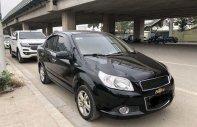 Cần bán lại xe Chevrolet Aveo LT năm 2018, màu đen xe gia đình giá cạnh tranh giá 295 triệu tại Hà Nội