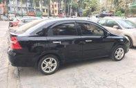 Cần bán lại xe Chevrolet Aveo AT đời 2015, màu đen xe gia đình giá 310 triệu tại Hà Nội