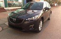 Bán Mazda CX 5 2.0 AT năm sản xuất 2014, màu xám, xe nhập chính chủ giá 650 triệu tại Thái Bình