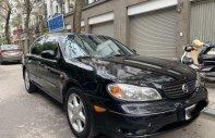 Cần bán lại xe Nissan Cefiro sản xuất 2005, màu đen, nhập khẩu còn mới, giá 198tr giá 198 triệu tại Hà Nội