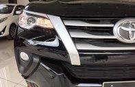 Bán nhanh chiếc xe Toyota Fortuner 2.4G MT, sản xuất 2020, màu đen, giá cạnh tranh giá 953 triệu tại Tp.HCM