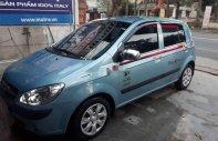 Cần bán gấp Hyundai Getz năm sản xuất 2009, màu xanh lam, nhập khẩu giá 155 triệu tại Nam Định