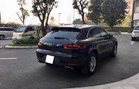 Bán ô tô Porsche Macan 2.0 đời 2017, màu xanh lam, nhập khẩu giá 2 tỷ 950 tr tại Hà Nội