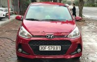 Cần bán gấp Hyundai Grand i10 2019, màu đỏ số tự động giá 415 triệu tại Hà Nội