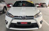 Bán ô tô Toyota Yaris 1.3G đời 2016, màu trắng số tự động giá 580 triệu tại Tp.HCM