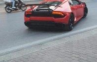 Bán Lamborghini Huracan LP580 2015, màu đỏ, nhập khẩu giá 12 tỷ 800 tr tại Hà Nội