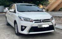 Bán Toyota Yaris 1.5G 2017, màu trắng, xe nhập, chính chủ giá 599 triệu tại Hà Nội
